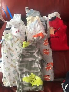 3-6 month sleepers