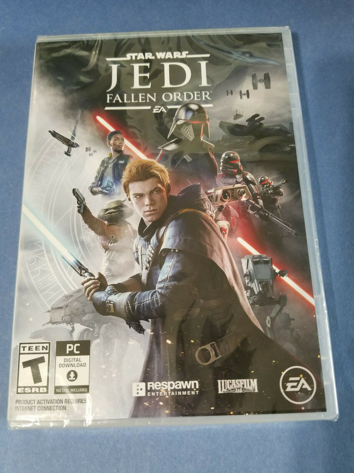 Computer Games - NEW - Star Wars: Jedi Fallen Order (PC Windows) Computer Game - Free Shipping!