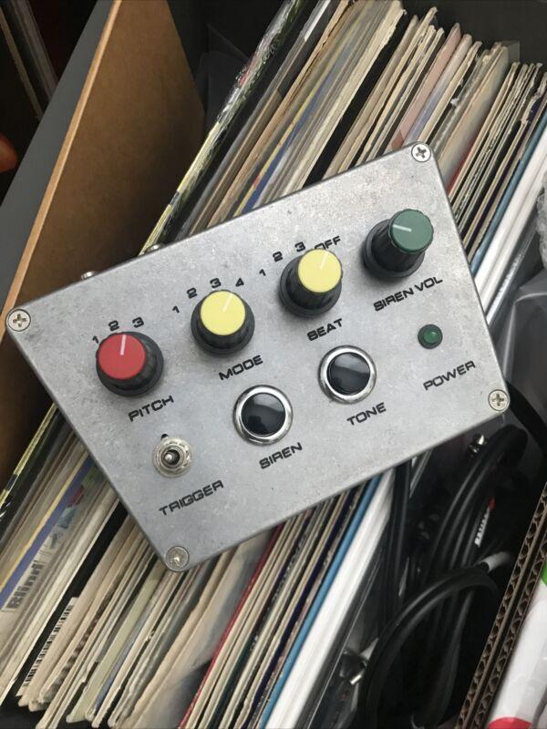 NJD Dub Siren Clone Reggae Soundsystem