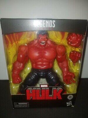 Marvel Legends Red Hulk Target Exclusive
