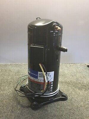 Copeland Scroll Compressor Zr72kc-tf5-230 200-230v 3 Ph 5060 Hz