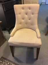 4 x French provincial chairs Enfield Burwood Area Preview