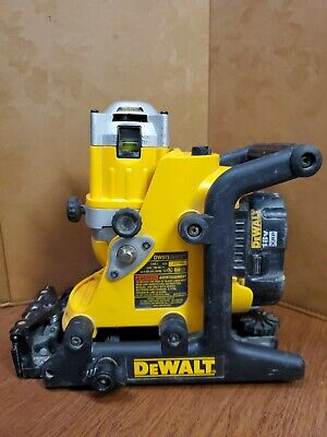 Dewalt Dw073 Cordless Rotary Laser Level 18v Battery