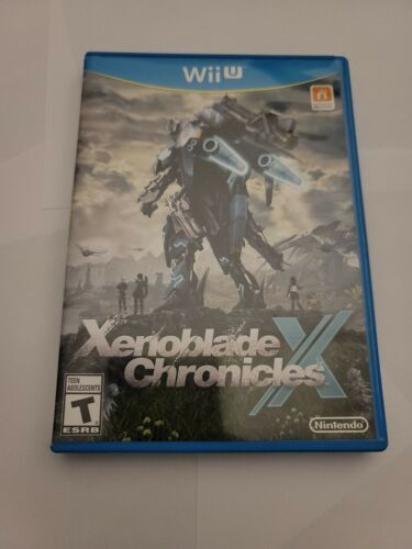Xenoblade Chronicles X Nintendo Wii U, 2015  - $21.99