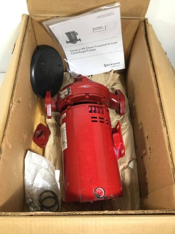 NEW BELL & GOSSETT E9022T Hydronic Circulating Pump, 2 hp, 208/230/460V, 34TK23