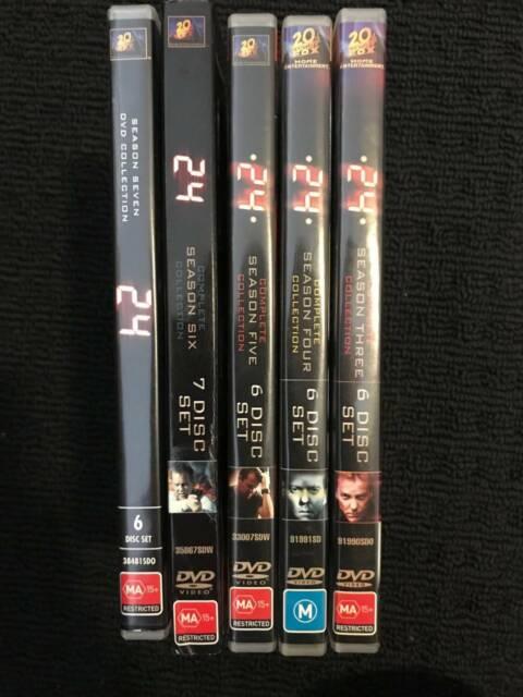 24 Series | CDs & DVDs | Gumtree Australia Camden Area