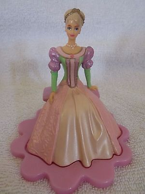 2000 -  Barbie Princess Doll - Cake Topper