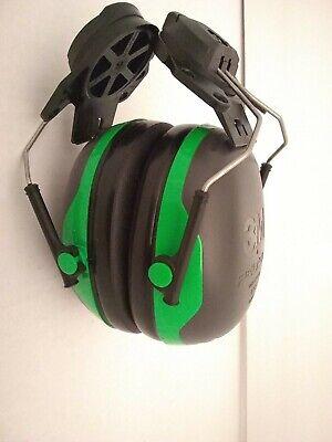 3m Peltor X1p3e 21db Rating Nrr Hard Hat Mounted Ear Muffs Blackgreen