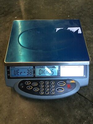 Ohaus Ec3 Industrial Counting Scale 3000g