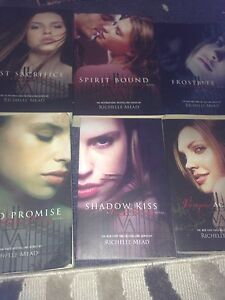 Vampire Academy books complete set Wollongong Wollongong Area Preview