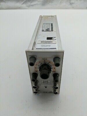 Tektronix Pg 501 Pulse Generator