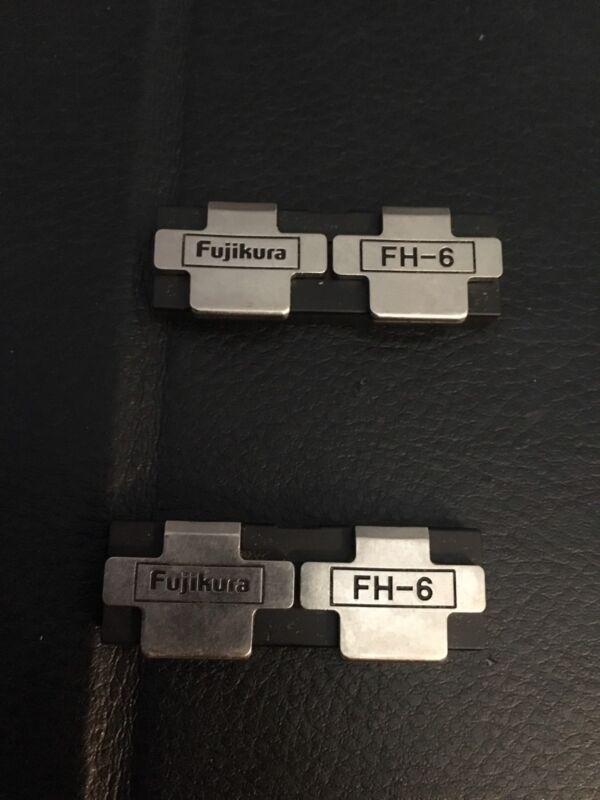 Fujikura FH-6 Fiber Holders.