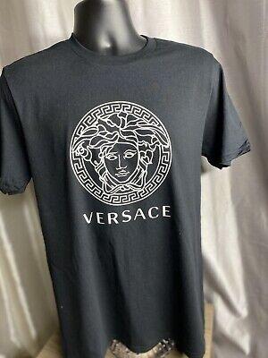 Versace T-shirt New 2020 Summer Logo