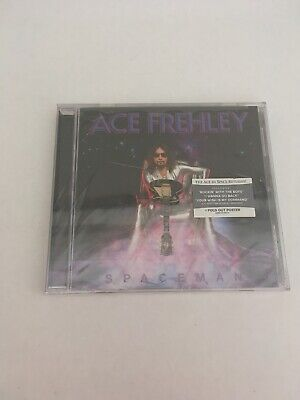Ace Frehley - Spaceman [New CD]