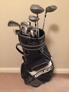 Right handed golf clubs full set Meadowbank Ryde Area Preview