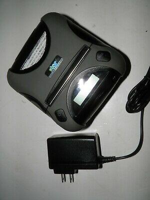 Star Micronics Sm-t300i-db50 Mobile Direct Thermal Printer Bluetooth W Charger