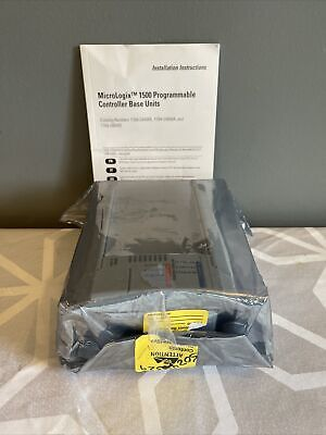 New Allen Bradley 1764-24bwa B Micrologix 1500 Base Controller