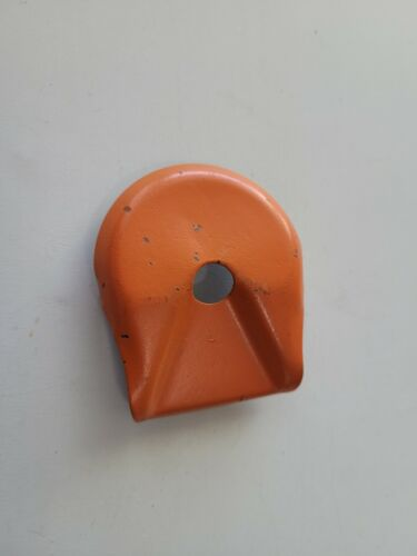 Nice Hitch pad for Tonka Truck Semi Pressed Steel Toy Orange