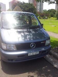 2001 Mercedes-Benz Vito Van/Minivan Kensington Eastern Suburbs Preview
