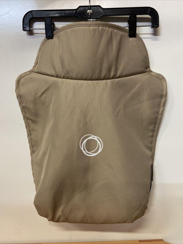 Bugaboo Donkey Stroller Tan Beige Bassinet Apron Fabric Cover, See Description