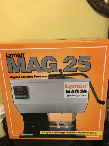 Lyman Mag 25 Digital Melting Furnace