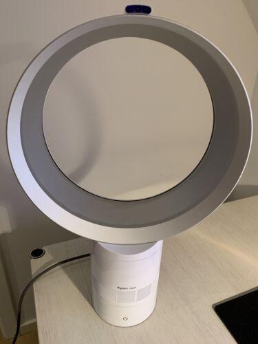 Dyson Tischventilator Air Multiplier Technologie inkl. Fernbedienung Weiß/Silber