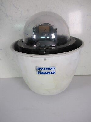 Cohu Helios 3920hd Security Dome Camera Hd25-1000 High Definition Commercial 30x