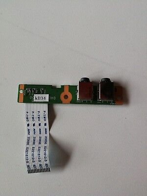 COMPAQ CQ61 - 315sg Audio Board - Gebraucht - Top (Compaq Cq61)