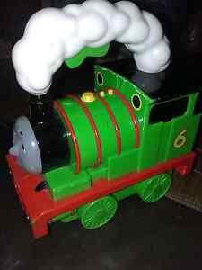 Thomas the train friend..talks &  lights up Merrylands West Parramatta Area Preview