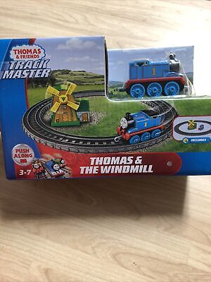 Thomas And Friends Track Master Push Along Thomas And The Windmill Play Set 3-7