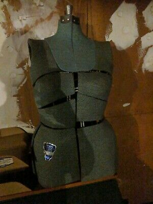 Vintage Sears Dress Form Mannequin Seamstress Dressmaker Display Sewing