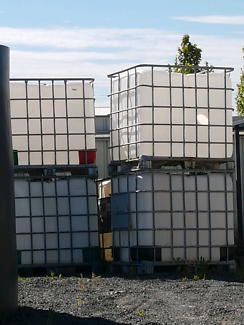 Wanted: Intermediate Bulk Containers (IBC)