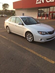 Subaru Impreza 2009 roues motrices excellente condition!
