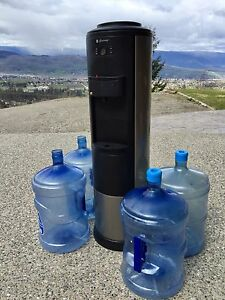 Premium water dispenser