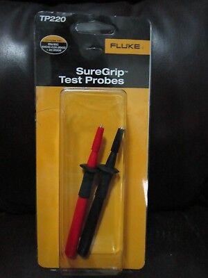 Fluke Tp220 Suregrip Industrial Test Probes By Fluke