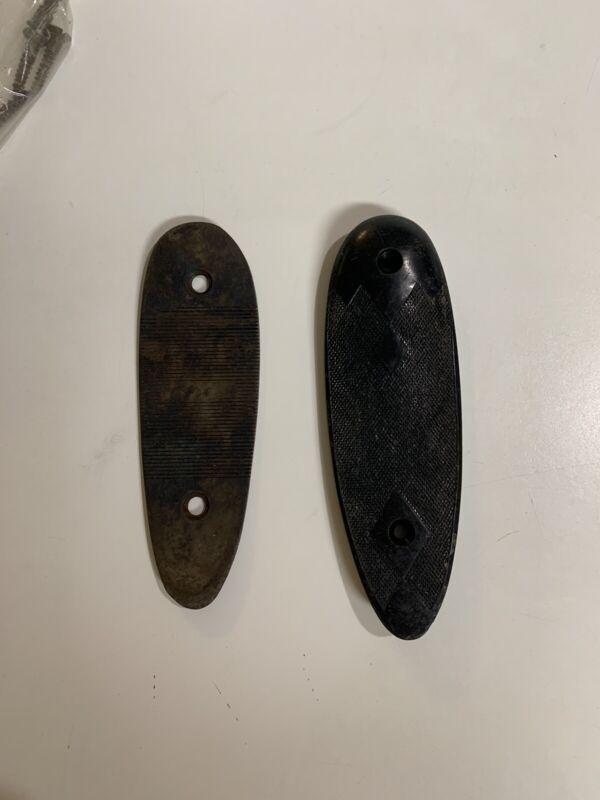 Vintage Rifle and/or Shotgun buttplates(2)