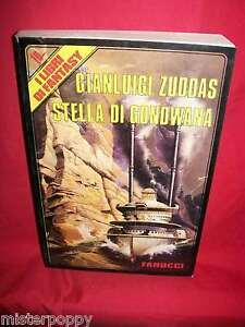 GIANLUIGI-ZUDDAS-Stella-di-Gondwana-1983-Fanucci-Prima-Edizione