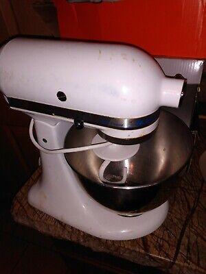 Kitchen Aid Ultra Power Plus 300 - 4.5 qt Mixer 10 speed VGC lite
