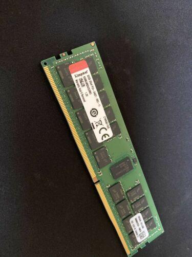 Kingston 32GB (1 x 32GB) PC4-24000 (DDR4 SDRAM) Memory RAM (KSM24RD432MEI)