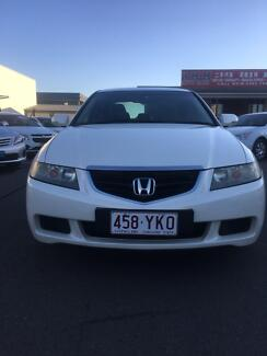 2003 Honda Accord Sedan 5SP AUTO 6MONTH REGO RWC Coopers Plains Brisbane South West Preview