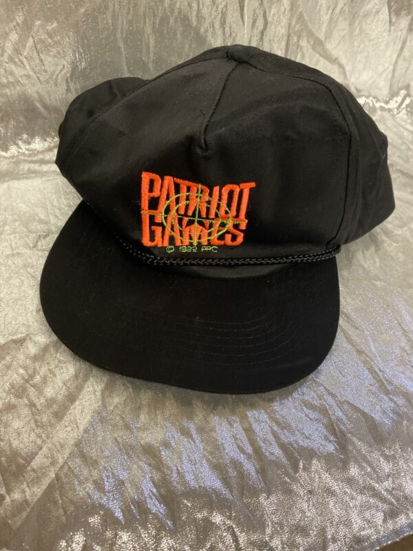 Patriot Games Hat Gift From Studio
