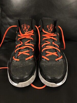 finest selection 0d3b4 6569b Gerald Wallace Game Worn Used Jordan All Day PE Shoes NBA Charlotte Bobcats
