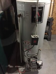 Bradford White Oil Fired Hot Water Tank