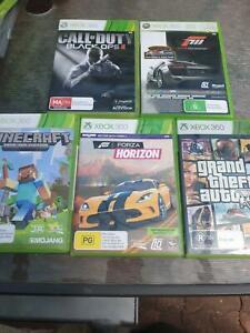 Xbox 360 games 20 each