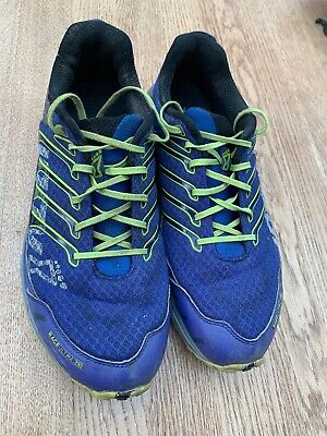Men's Inov8 Race Ultra 290 Trail Running Shoes / Trainers - Size Uk 10.5