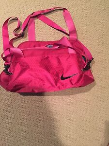 Nike gym bag $20