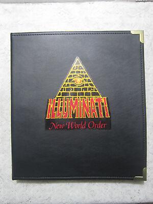 """Illuminati 1 Booster OVP /"""" Neue Weltordnung/"""" limited german//deutsche Edition CCG"""