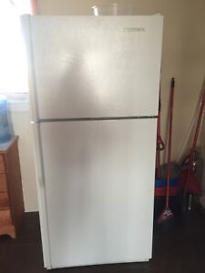 Used fridge for sale. White -good condition. Asking $200.00