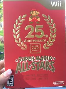 Mario All Star et super Mario bros