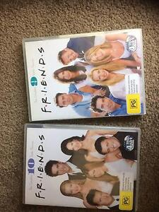 FRIENDS season 9 and 10 Macleod Banyule Area Preview